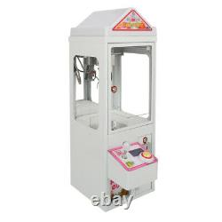 110V Mini Claw Crane Machine Candy Toy Catcher Grabber Carnival Charge Play Mall