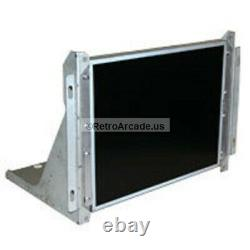 19 Inch arcade monitor complete with CRT mount, CRT replacement upright cabinets