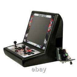 19'' Pandora's Box 2500 in 1 Video Games 2 Player Arcade Console with Coin Slot