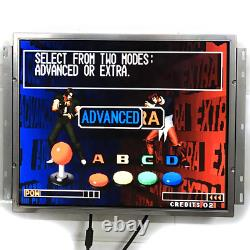 19 inch LCD monitor with holder HDMI VGA input for Arcade game jamma MAME Etc
