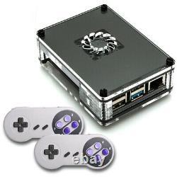 2020 RetroPie 128GB Raspberry Pi 4 2GB Retro Arcade Console Gaming Kit