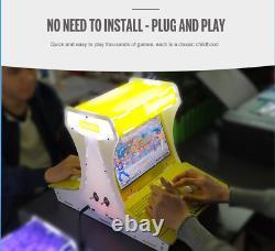2020 video game console mini bartop arcade machine 2448 wifi games for Family