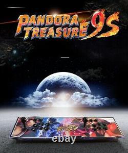 2021 Pandora Box 9S Pro 4230 3D & 2D Games in 1 Home Arcade Console 1080P HDMI