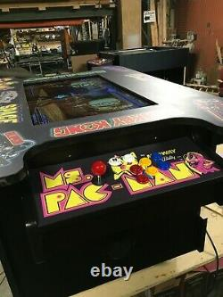 3 Sided Cocktail Arcade with 32 Monitor FREE SHIPPING