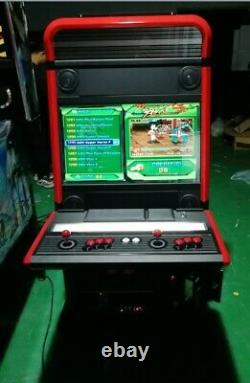 32 Multi Game VEWLIX Arcade Cabinet 2 Player SANWA Games Console BRAND NEW