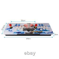 3333 in 1 12S Retro Video Games Box Double Stick Classic Arcade Console XC802US