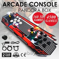 3D Pandora Box 18S 4500 in 1 Retro Video Games Double Stick Arcade Console