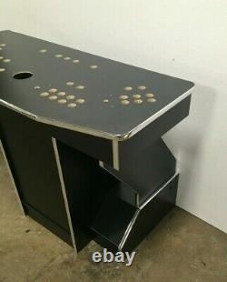 4 Player Deluxe Pedestal Fight Stick Arcade Game Box DIY Kit