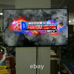 4000 in 1 3D Games Pandora's Box Retro HD Video 2 Players Arcade Console 18S