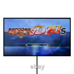 4500 in 1 Wifi Games Pandora's Box 3D Arcade Console Machine Home Video Games US