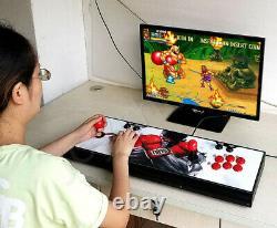 8000 Games in1 Pandora's EX Box 3D Retro Video Games Double Stick Arcade for TV