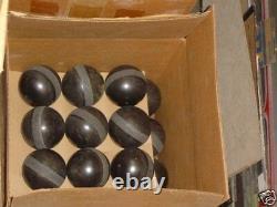 9 NEW (nos) Skee Balls Skeeballs Skeeball Skee Ball. Last Known Originals RARE