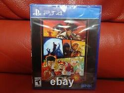 ADK Tamashii PlayStation 4 PS2 PS4 Neo Geo SNK SHMUP NEW