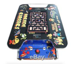Amazing Cocktail Arcade Machine With 412 Classic games! 145LBS 22inch screen