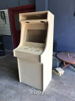 Arcade Cabinet Project New Full Size