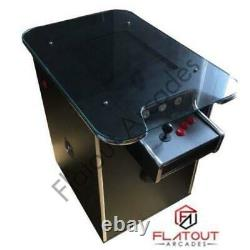 Arcade Cocktail Table Machine 60 Retro Games 2 Player Gaming Cabinet UK Made