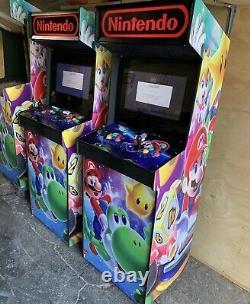 Arcade Machine 6900 Classic Games Full Size Upright Customizable