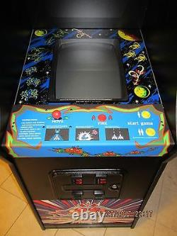 Arcade Machine, -Coin Operated, -Amusement, - Bally Midway, -, Galaga, -, New Cabinet