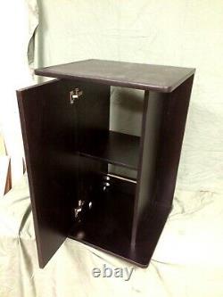 Arcade Pedestal Cabinet Kit Easy Assembly hardware, Basic Kit, stand