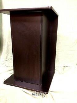 Arcade Pedestal EXTRA LARGE Cabinet Kit Easy Assembly hardware