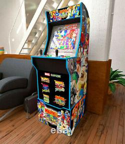 Arcade1Up Marvel vs Capcom Retro Arcade Gaming Cabinet Console Limited Stock