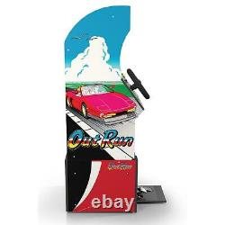 Arcade1Up Outrun Cabinet Arcade with Riser, Multi-Color #195570000861