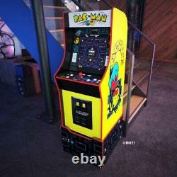 Arcade1Up PAC-MAN 12-IN-1 Legacy Edition Video Arcade Game Machine With Riser