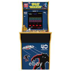 Arcade1Up Space Invaders Home Arcade Cabinet Brand New