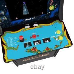 Arcade1up Galaga Arcade Machine Distressed Pkg