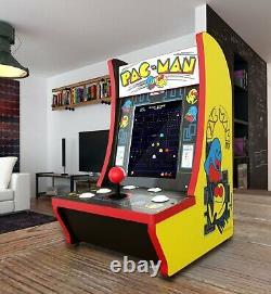 Arcade1up Pacman Arcade Machine Countercade Retro Style Countertop Namco Game