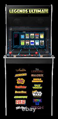 AtGames Legends Ultimate 300 Game Expandable Full Size Home Video Arcade Machine