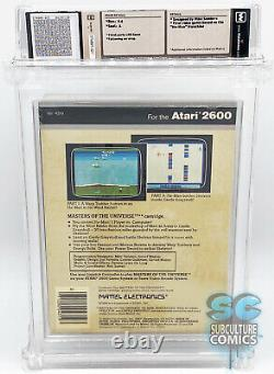 Atari 2600 Motu The Power Of He-man Factory Sealed Wata 9.6 A Highest