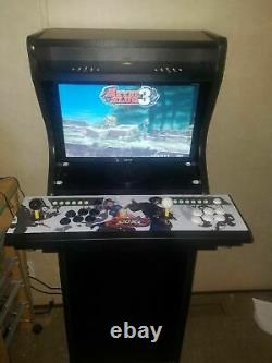 Bartop Arcade Deluxe Cabinet Kit Black, Easy Assembly, acrylic, T-mold, marqu