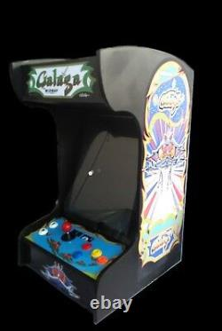 Bartop/ Tabletop Arcade Machine with 60 Classic Games, New