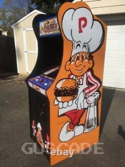 BurgerTime Arcade Machine NEW Multi 59 Games Burger Time Full Size MINT Guscade