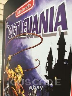 Castlevania Nintendo Arcade Machine multi NEW Plays Many Classics VS. Guscade