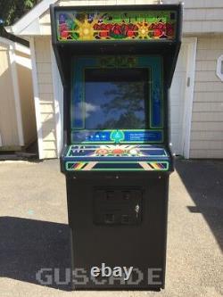 Centipede Arcade Machine Brand NEW Many Upgrades NEW Cabinet Atari Guscade
