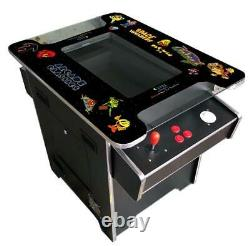 Classic Arcade Commercial Cocktail Table Games 412145lbs Track Ball