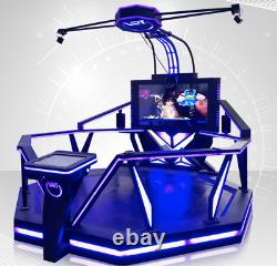 Commercial Simulator VR Walker Sports Virtual Reality Boxing Shooting SEE VIDEO