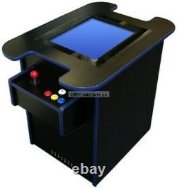 Complete cocktails multicade Jamma icade Mame or Retro PI arcade game system kit