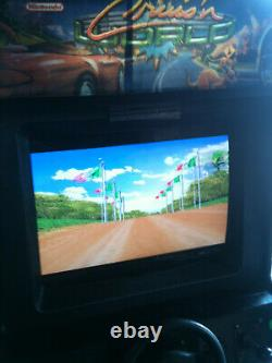 Crusin' USA or most World Deluxe Sitdown Arcade game CRT to LCD conversion Kit