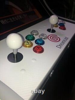 Custom Sega Dreamcast Bartop Arcade Cabinet Made to order