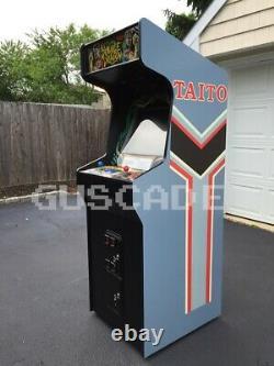 Double Dragon Arcade Machine NEW Full Size Plays OVR 1028 classics Guscade