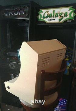 Easy to Assemble 2p Bartop / Tabletop Arcade Cabinet Kit with Marquee Holder HAPP