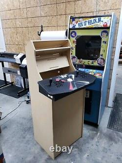 Easy to Assemble Tankstick Ready Cabaret Upright Arcade Cabinet Kit