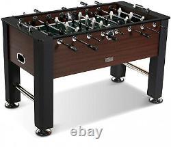Foosball Table Soccer Football Indoor Game 56 4 Player Arcade Furniture 2 Balls