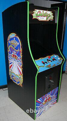 Galaga Multicade Arcade Machine Upgraded To Play 60 Games (Pac Man) BRAND NEW