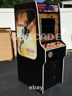 Goonies Arcade Machine Nintendo VS Cabinet NEW Plays Over 1015 Games Guscade