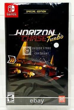 Horizon Chase Turbo Special Edition Nintendo Switch Brand New