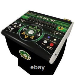 Incredible Technologies 2021 Home Golden Tee Arcade Game with Stand No Monitor
